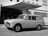 Pictures of Toyopet Masterline Van (RR17) 1955–62