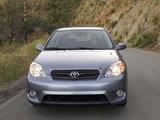 Images of Toyota Matrix 2002–08