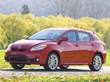 Images of Toyota Matrix XRS 2008