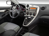 Images of Toyota Matrix XR AWD 2008–11