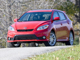Photos of Toyota Matrix XRS 2008