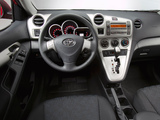 Toyota Matrix XR AWD 2008–11 wallpapers