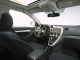 Toyota Matrix XRS 2008 wallpapers