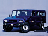Images of Toyota Mega Cruiser 1996–2001
