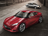 Photos of Toyota FT-86 Concept & Corolla GT