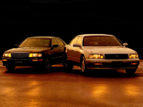 Toyota Crown (S140) & Crown Majesta (S140) wallpapers