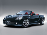 Pictures of Toyota MR-S (ZZW30) 2002–07