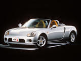 Toyota MR-S Concept 1998 photos