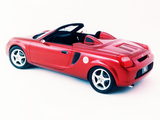 Toyota MR-S Concept 1999 wallpapers