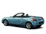 Toyota MR-S (ZZW30) 2002–07 wallpapers