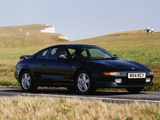 Images of Toyota MR2 UK-spec 1989–2000