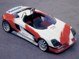 Images of Toyota TTR Street Affair Concept 2001