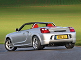 Images of Toyota MR2 Roadster Sport UK-spec 2002–07