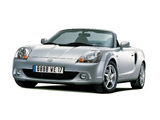 Images of Toyota MR2 Roadster 2002–07