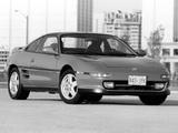 Photos of Toyota MR2 US-spec 1989–2000
