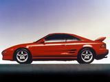 Photos of Toyota MR2 UK-spec 1989–2000