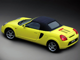 Pictures of Toyota MR2 Roadster ZA-spec 1999–2002