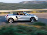 Pictures of Toyota MR2 Roadster 1999–2002