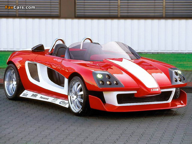Pictures of Toyota TTR Street Affair Concept 2001 (640 x 480)