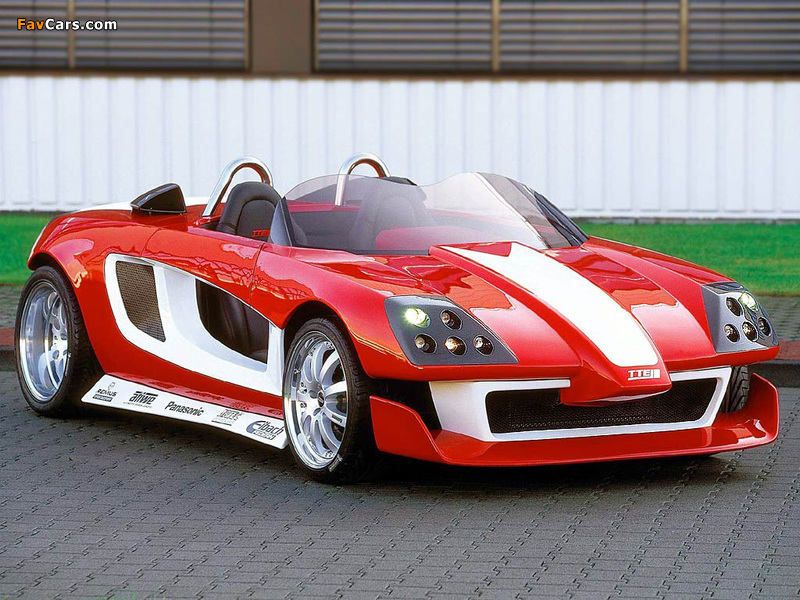 Pictures of Toyota TTR Street Affair Concept 2001 (800 x 600)