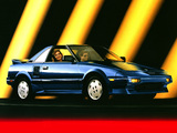 Toyota MR2 S/C T-Bar US-spec (AW11) 1988–89 images