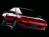 Toyota MR2 S/C T-Bar US-spec (AW11) 1988 photos