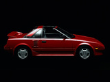 Toyota MR2 S/C T-Bar US-spec (AW11) 1988–89 pictures