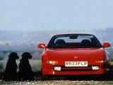 Toyota MR2 UK-spec 1989–2000 images
