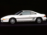 Toyota MR2 US-spec 1989 wallpapers