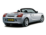 Toyota MR2 Roadster 2002–07 wallpapers