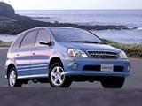 Photos of Toyota Nadia 1998–2003