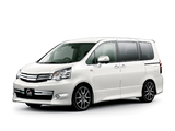 Pictures of Toyota Noah Si Gs Version EDGE 2010