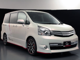 Pictures of Toyota Noah G Sports Concept 2010