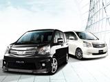 Modellista Toyota Noah 2010 images