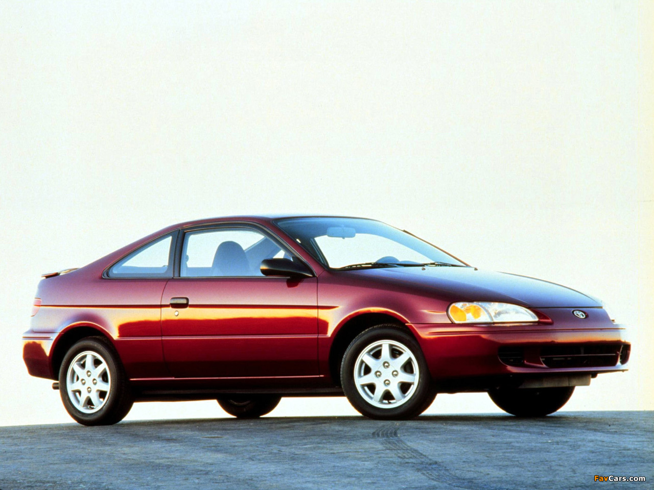 Images of Toyota Paseo US-spec 1995–99 (1280 x 960)