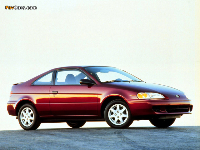 Images of Toyota Paseo US-spec 1995–99 (640 x 480)