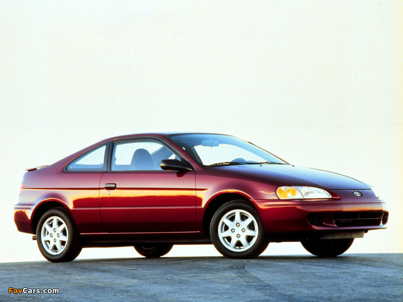 Images of Toyota Paseo US-spec 1995–99 (800 x 600)