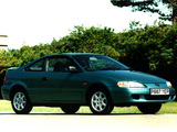 Photos of Toyota Paseo UK-spec 1995–99