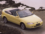 Photos of Toyota Paseo Cabrio 1996–99