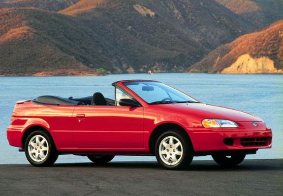 Pictures Of Toyota Paseo Cabrio 1996 99