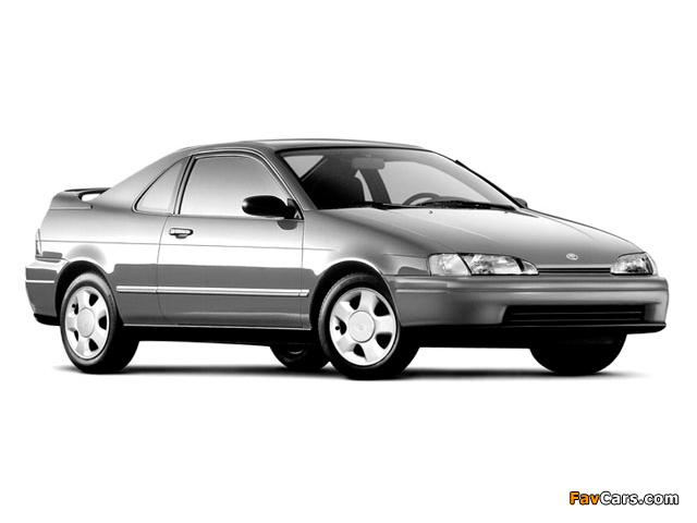 Toyota Paseo US-spec 1995–99 photos (640 x 480)