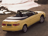 Toyota Paseo Cabrio 1996 images