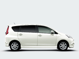 Toyota Passo Sette S 2008–12 wallpapers