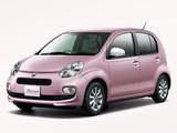 Toyota Passo + Hana 2014 wallpapers