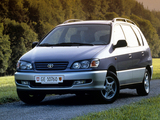 Toyota Picnic 1996–2001 images