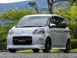 Modellista Toyota Porte 2012 photos