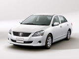 Toyota Premio 1.5 F (NZT260) 2010 wallpapers