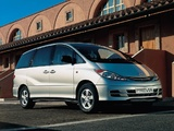 Images of Toyota Previa 2000–05