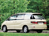 Toyota Previa 2000–05 wallpapers