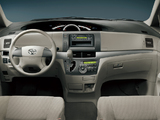 Toyota Previa 2007 wallpapers